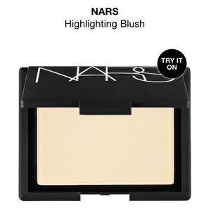 NARS Highlighting Blush in Albatross